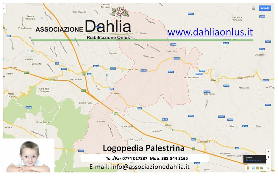 logopedia palestrina